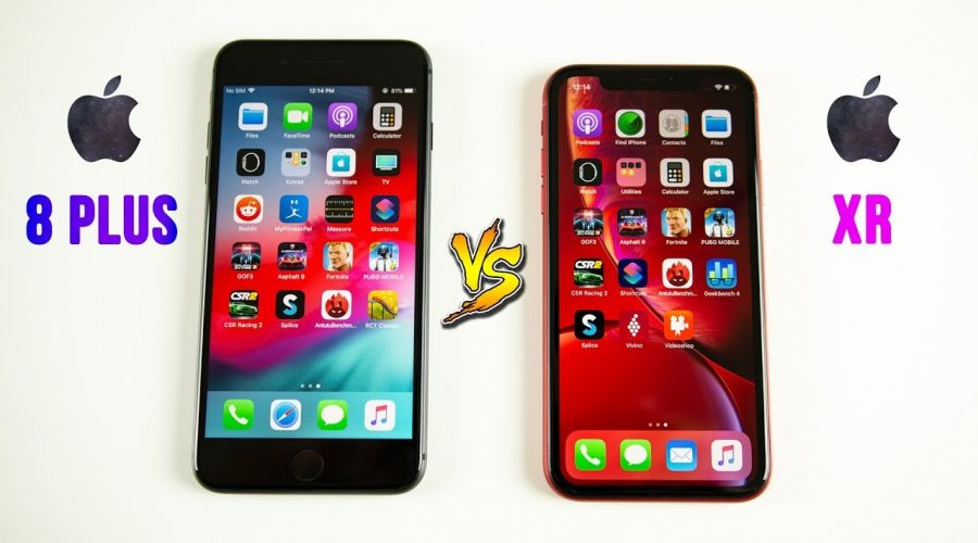 iPhone XR vs iPhone eight – How Do They Compare?