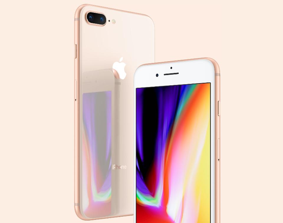 iPhone 8 vs iPhone 10