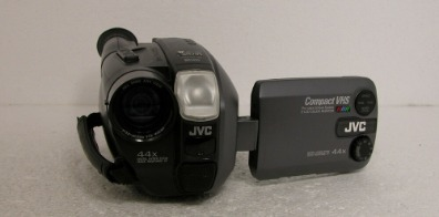 old camcorder